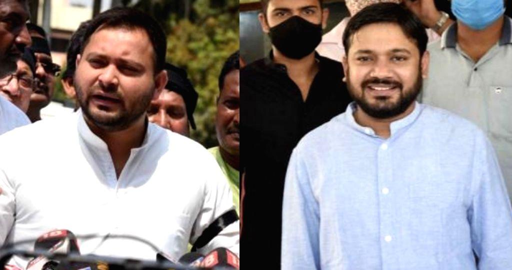 Tejashwi, Kanhaiya focus on Bihar voters in Assam.