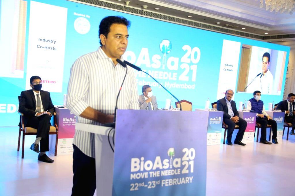 Telangana aims to make life sciences a $100 billion industry