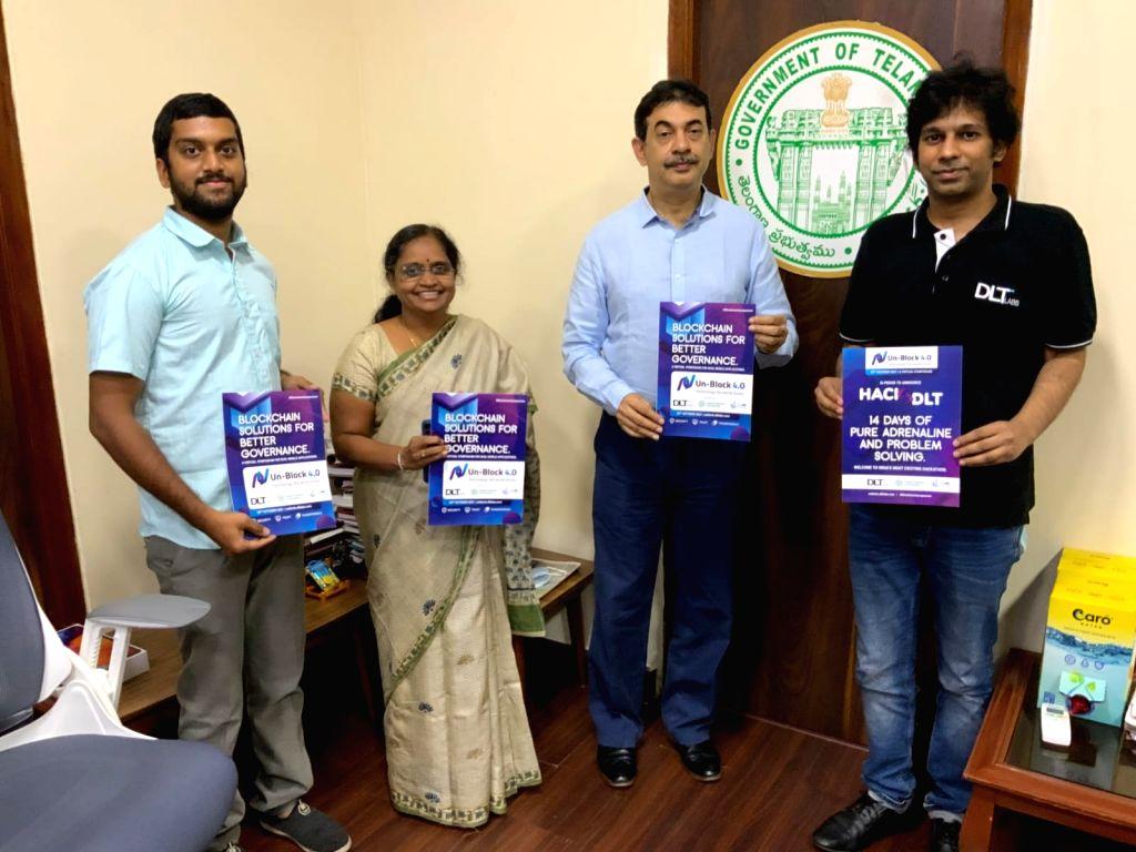 Telangana announces blockchain symposium, hackathon.