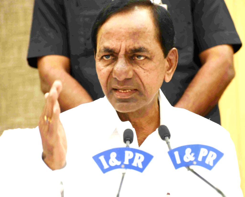 Telangana Chief Minister K. Chandrashekar Rao. (Photo: IANS) - K. Chandrashekar Rao