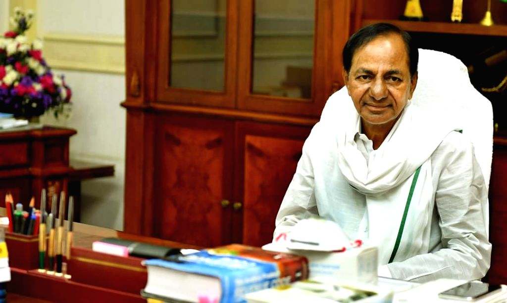 Telangana CM returns to official residence after Covid recovery