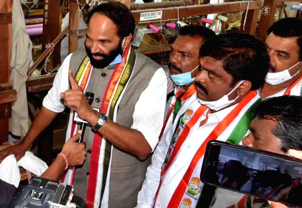 Telangana Congress seeks CBI probe into advocate couple's murder