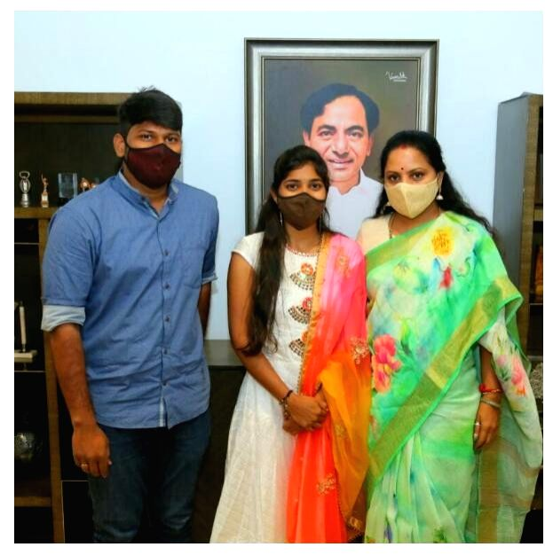 Telangana girl designs low-cost housing solution for poor