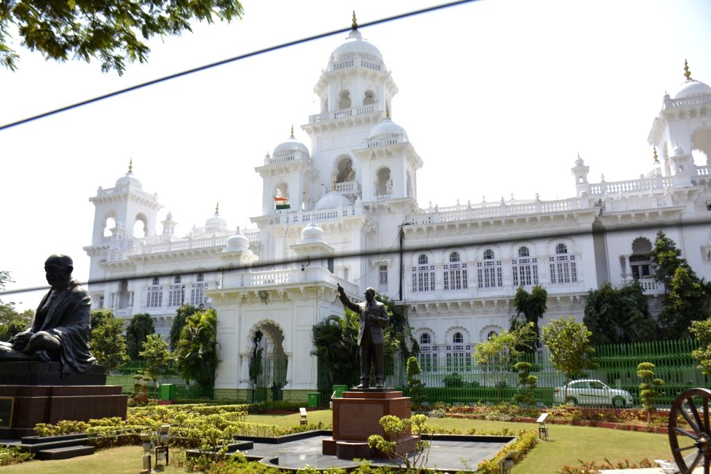 Telangana Legislative Assembly on Feb 21, 2019.