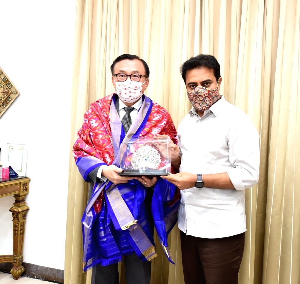 Telangana moots Taiwan specific industrial cluster