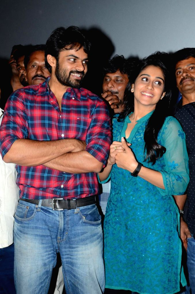 Pilla Nuvvu Leni Jeevitham Success tour in Telangana.