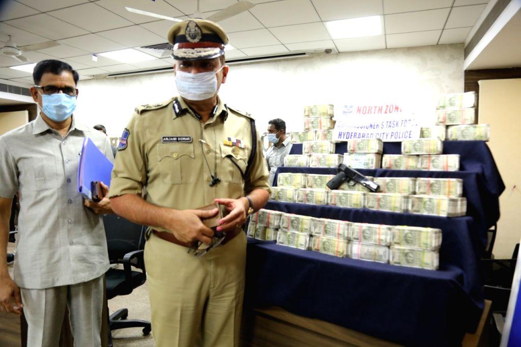 Telangana police arrest fake govt official who duped people of Rs 3 crore