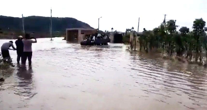 Telangana rains.