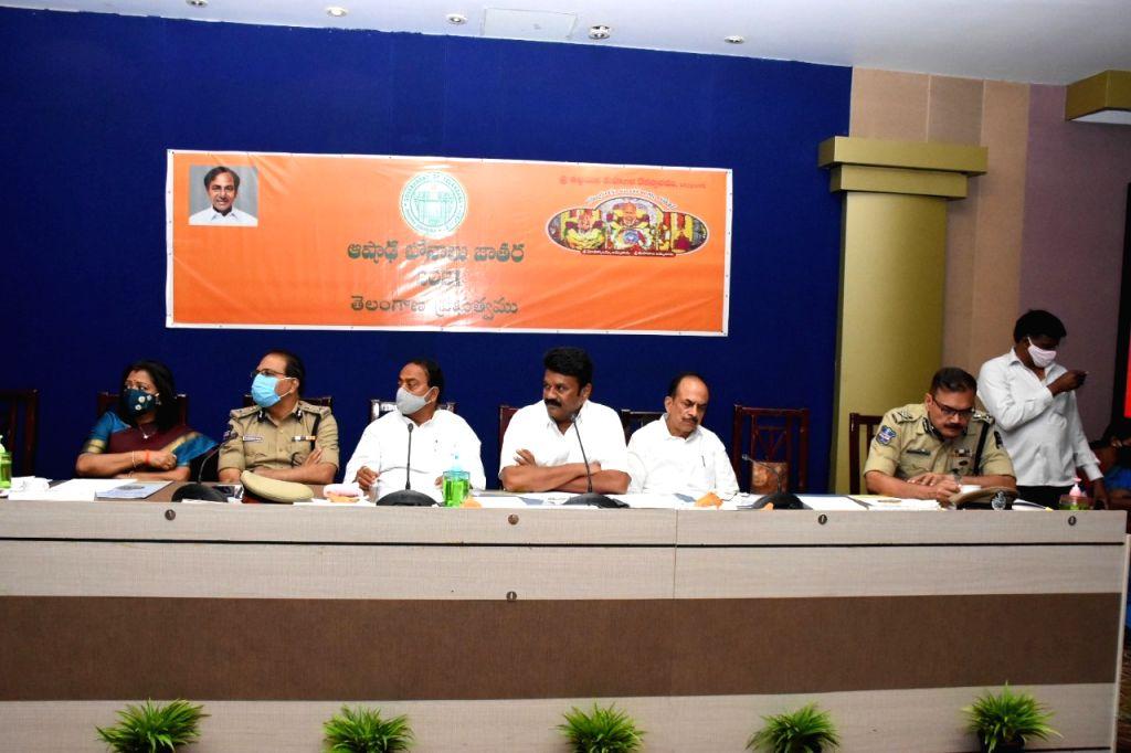 Telangana's Bonalu festival to be a grand affair this year