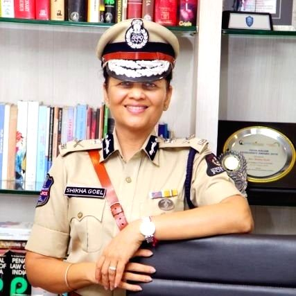 Telangana's two police officers awarded President's Police Medal.