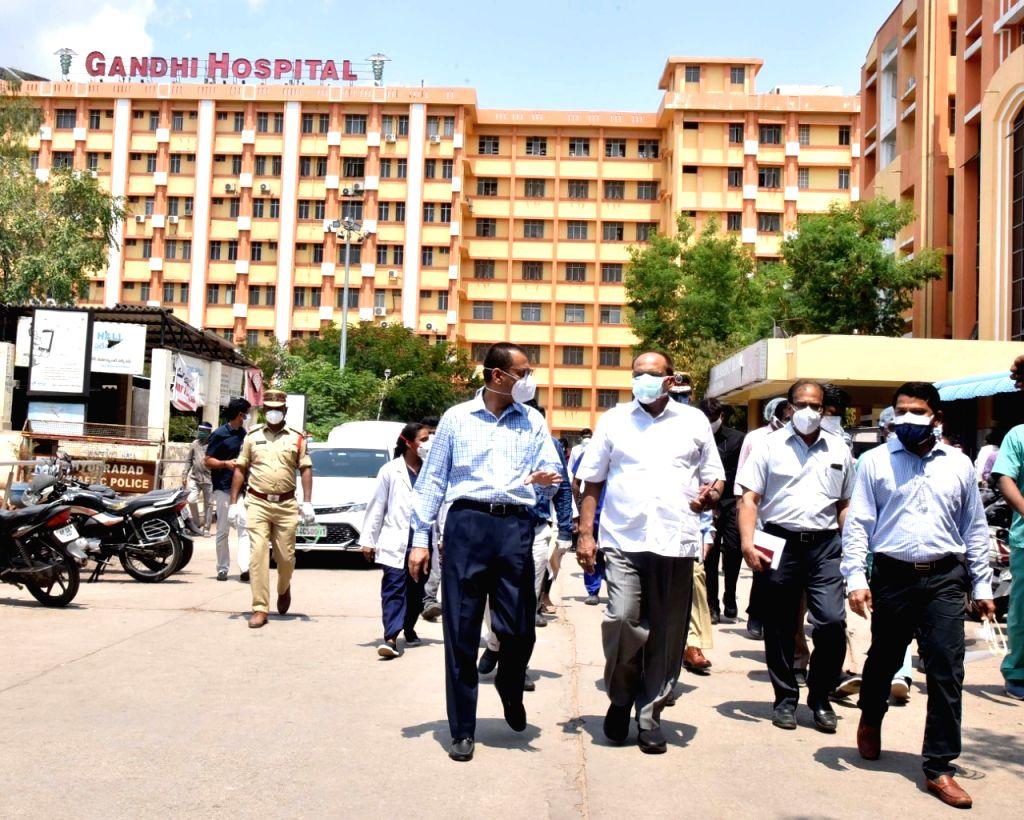 Telangana to ensure speedy transportation of oxygen