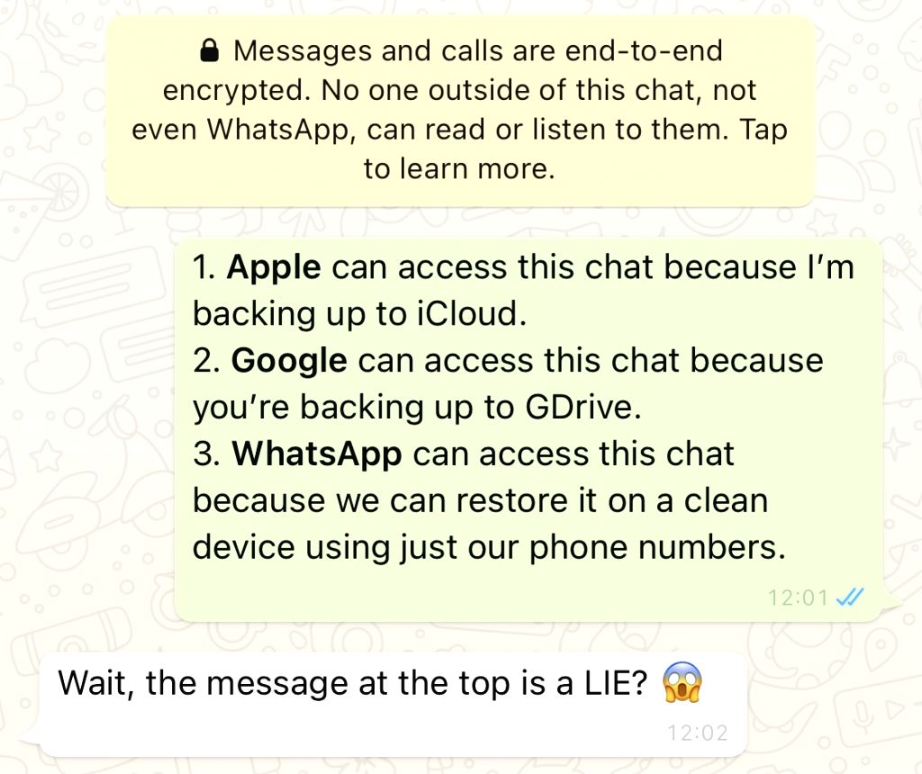 Telegram, WhatsApp in tug of war over privacy