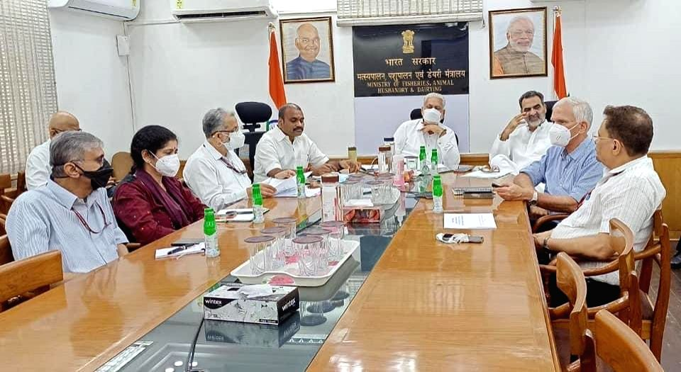 Telemedicine services for fisheries cooperatives launched at AIIMS Raipur.(photo:twitter)
