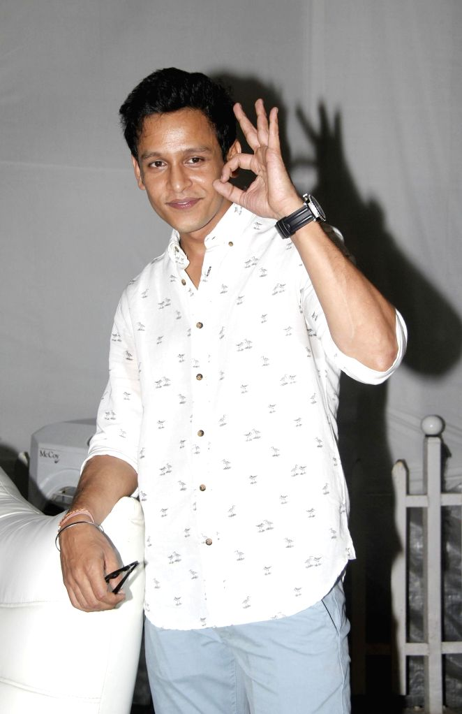 :Television actor Abhishek Rawat during the launch of Life OK channels new tv serial Bhatak Lena Bawre in Mumbai on June 2, 2014. (Photo: IANS).