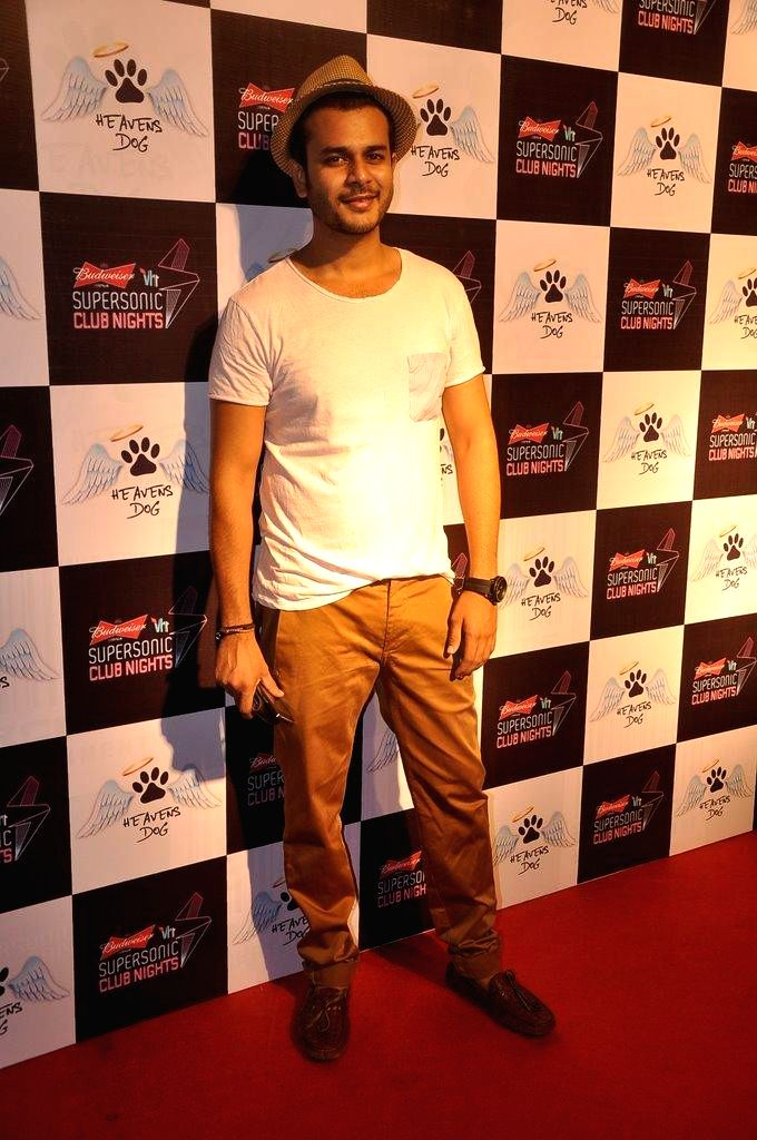 Television actor Jay Soni during the launch of restaurant Heavens Dog, in Mumbai, on Sept. 5, 2014. - Jay Soni