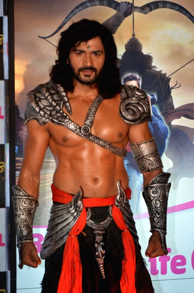 Television actor Mrunal Jain during the launch of Life Ok`s new television show Naagarjuna - Ek Yoddha, in Mumbai on May 24, 2016. - Mrunal Jain