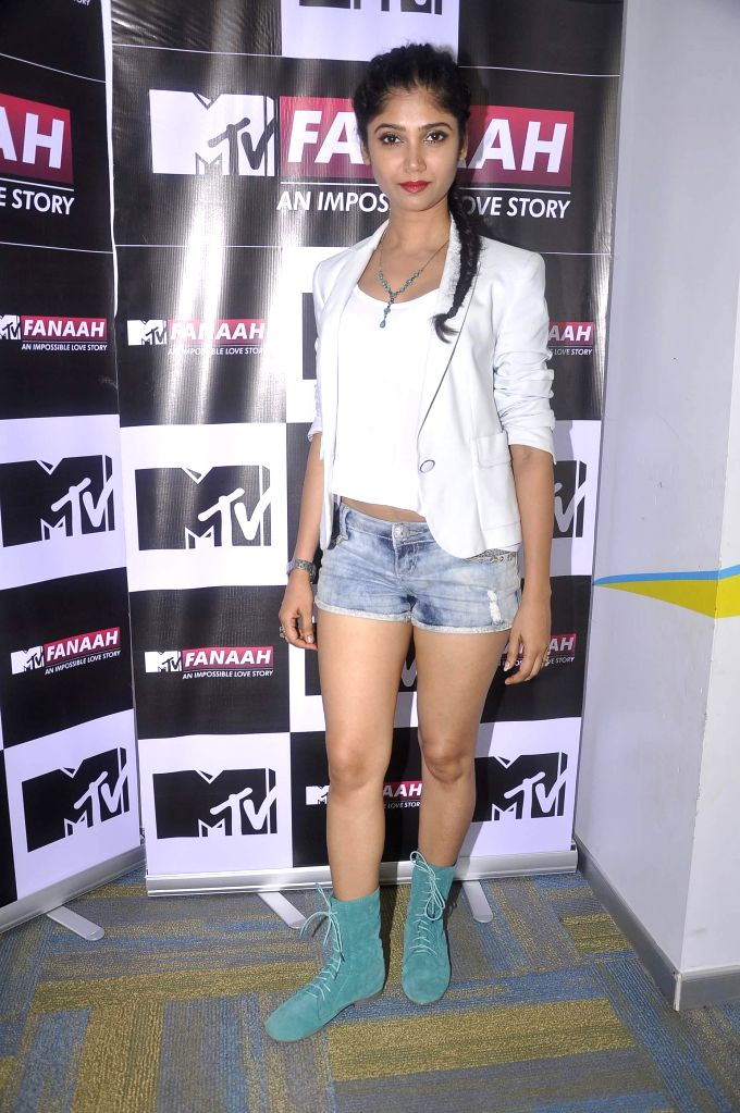 Television actor Ratan Rajput during the press conference featuring his new show MTV Fanaah, a teen love story, in Mumbai on July 16, 2014. - Ratan Rajput