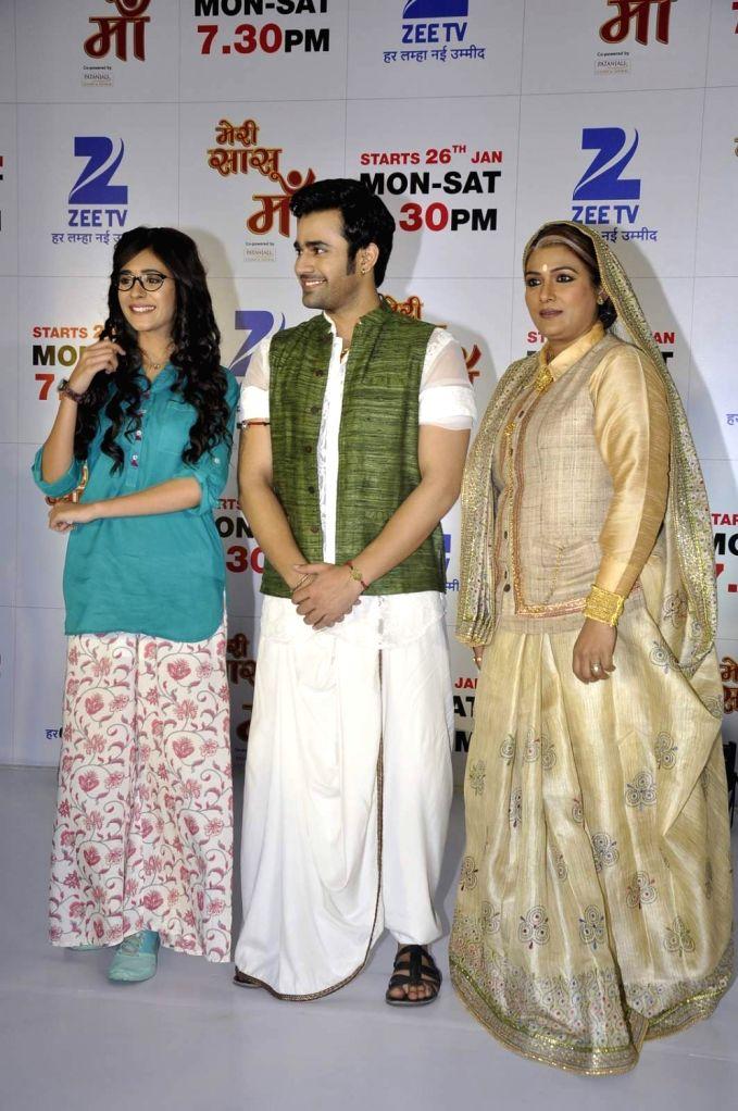 Launch of Zee TV serial Meri Sassu Maa