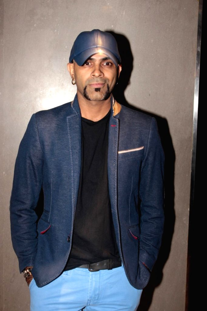 Television producer Raghu Ram during the screening of film Jugni in Mumbai on Jan 18, 2016.