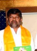 Telugu Desam Party's Telangana unit president L. Ramna is likely to join ruling the Telangana Rashtra Samith.