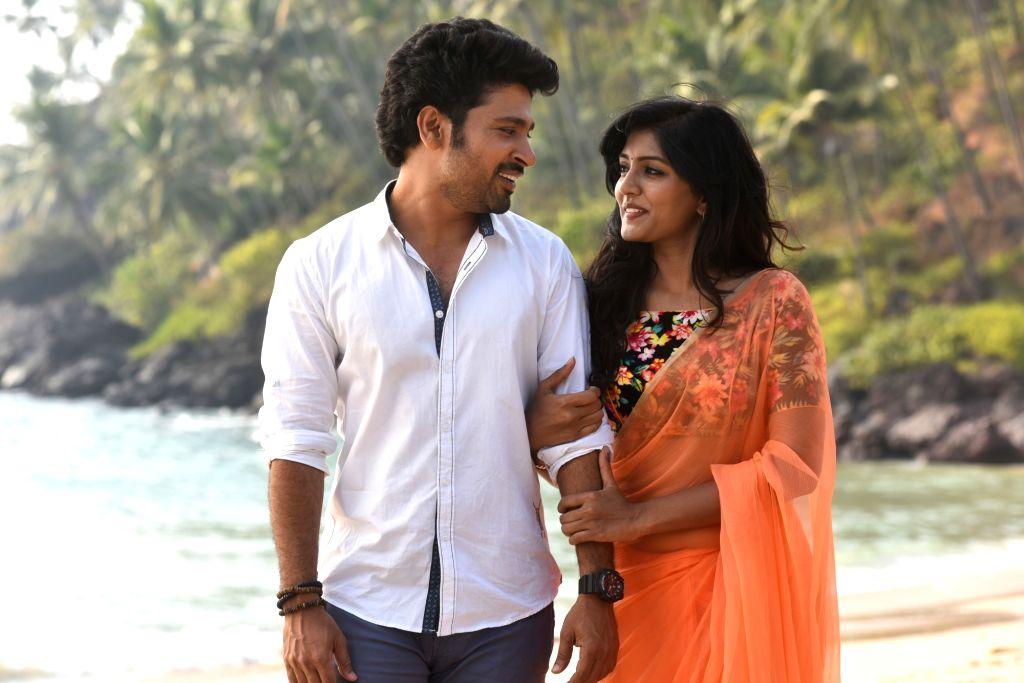 """Telugu FILM """"Darshakudu"""" stills."""
