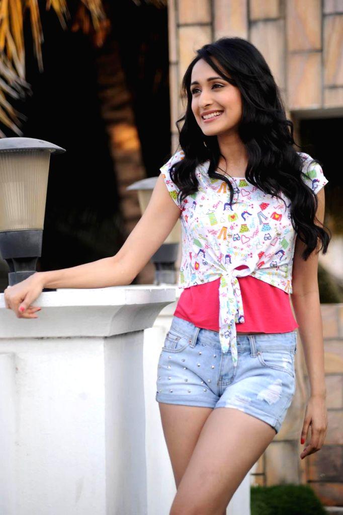 Telugu film Mirchi Lanti Kurradu Stills in Hyderabad. (Photo: IANS).