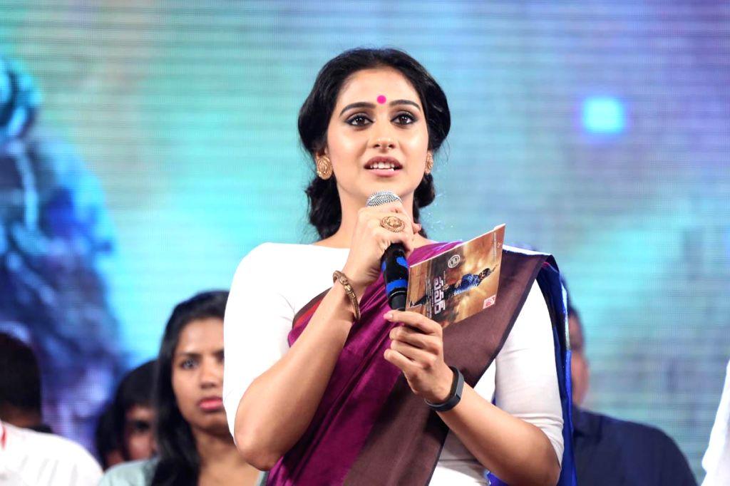 Telugu film `Power` audio launching.
