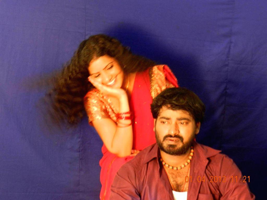 Telugu film Priya Neemeede Aasaga stills.