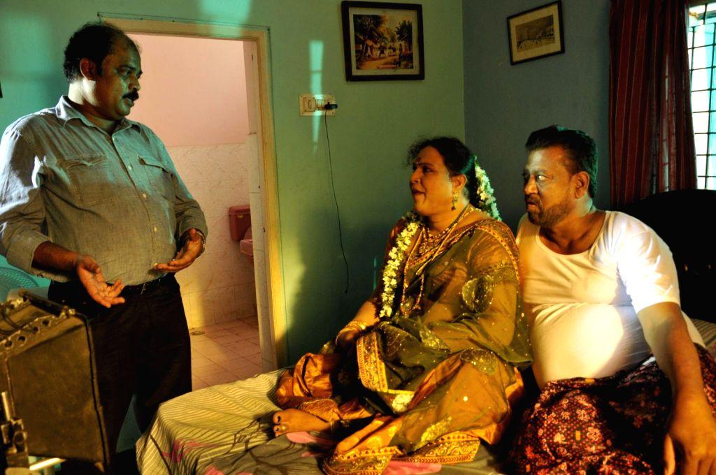 Telugu film `Third Man` Stills.