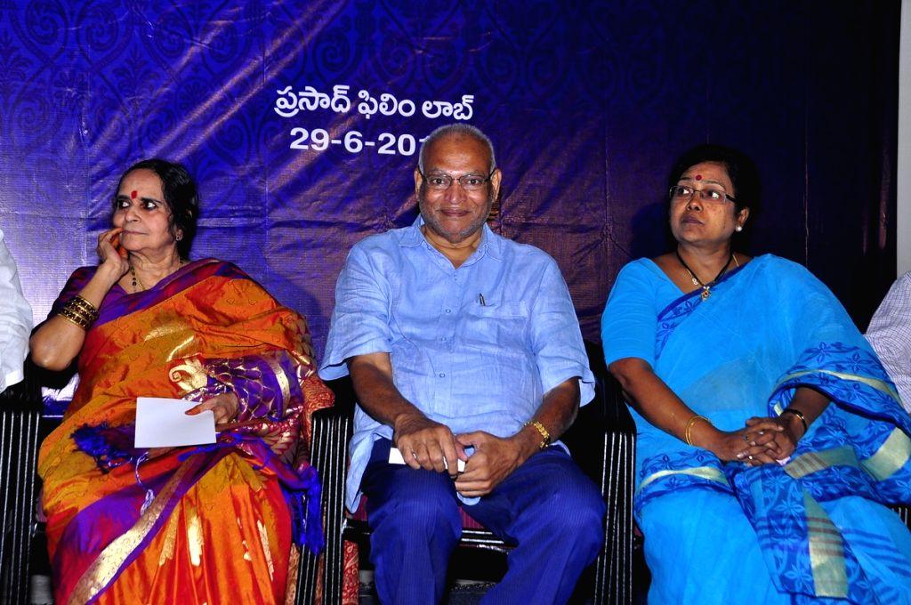 Telugu movie Bichagadu press meet held  at Prasad Labs in  Hyderabad