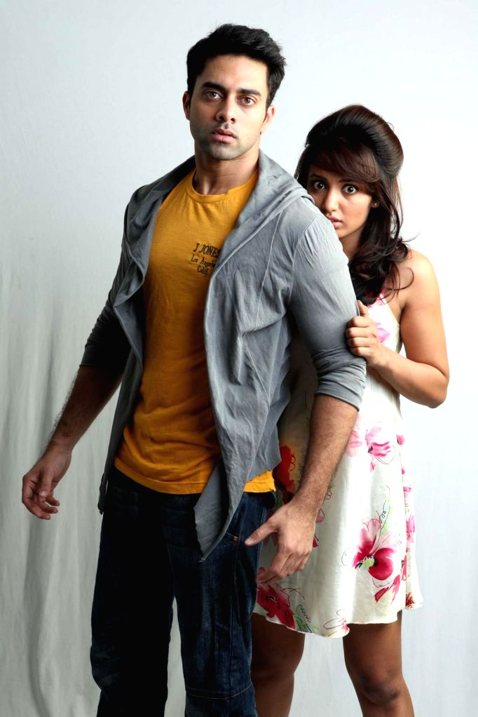 Telugu movie `Ice Cream` stills.
