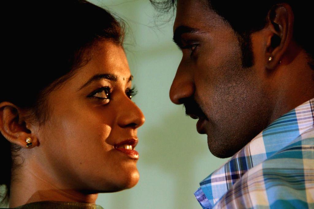 Telugu movie `Kakatiyudu` stills.