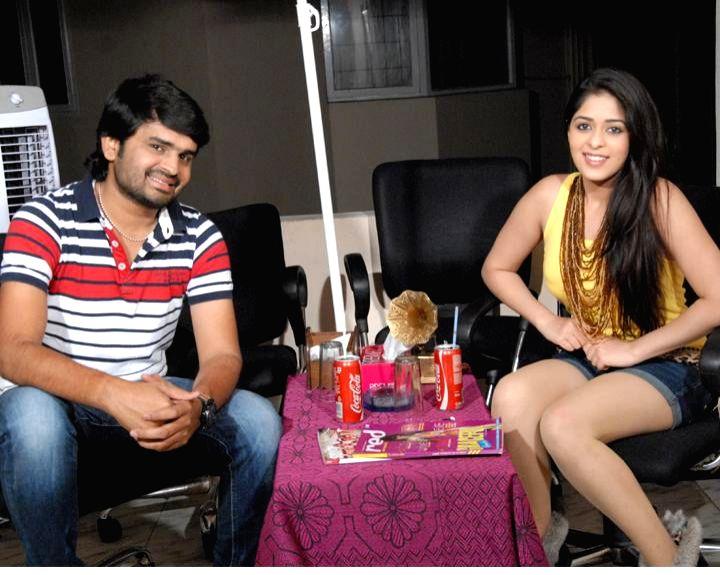 Telugu movie `Nawab Basha` stills.