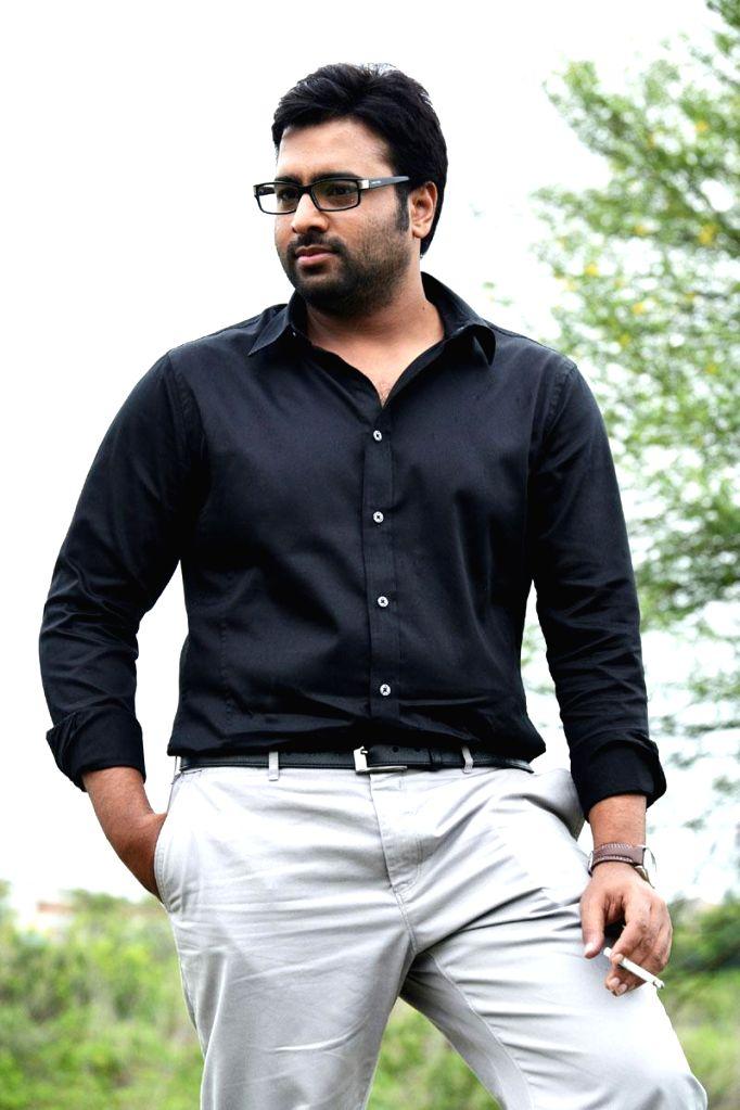 Telugu movie `Pratinidhi` stills.