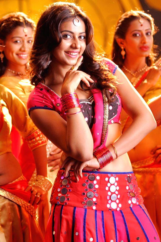 Telugu movie `Rough` stills.