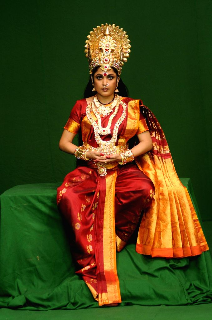 Telugu movie `Sri Vasavi Kanyaka Parameshwari Charithra` stills.