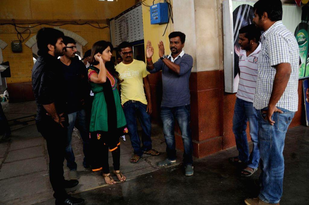 Telugu movie `Vadacurry` stills.