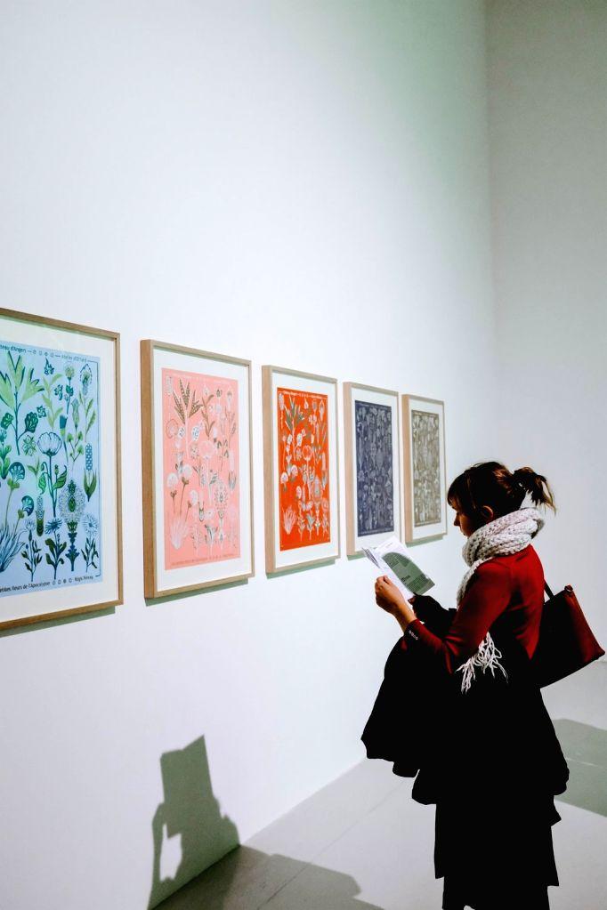 Ten tips for young art collectors.