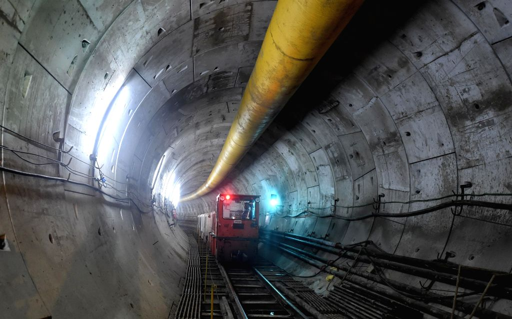 Tender for 5.6 km tunnel to Chinese firm still in process: Govt