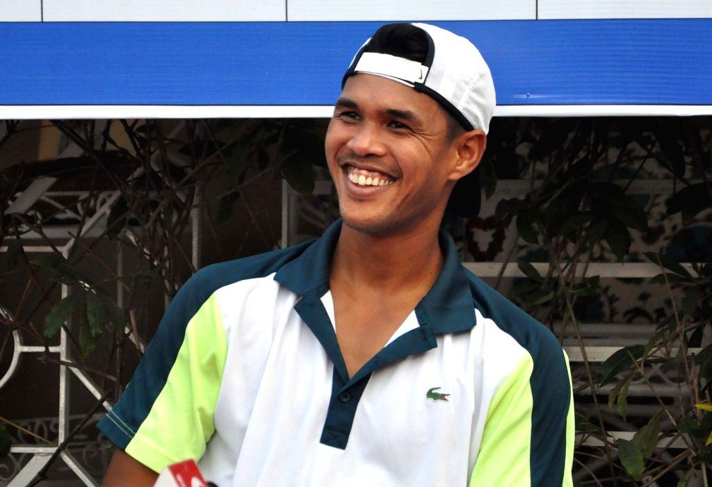 Tennis player Somdev Devvarman
