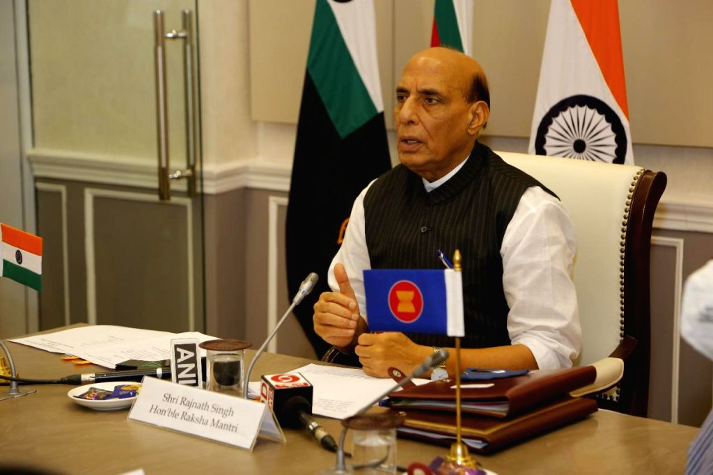 Tension escalate in South China Sea, Indian Defence Minister calls Code of Conduct negotiations.