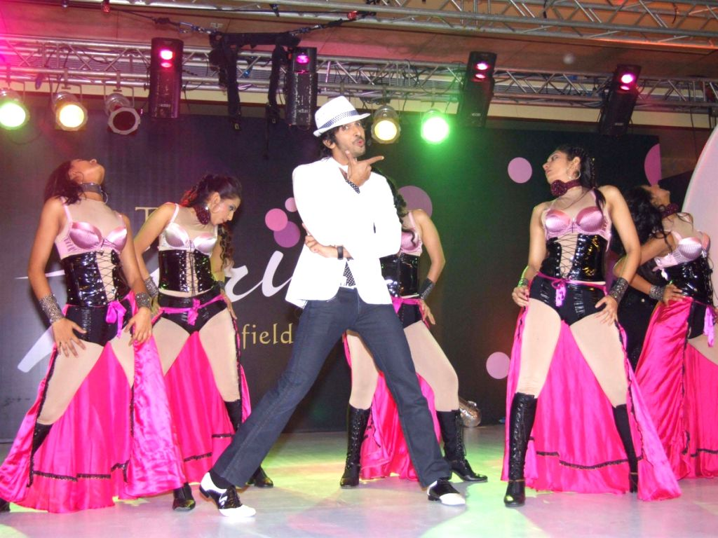 Terence Lewis launches Zuri Hotels in Bangalore.