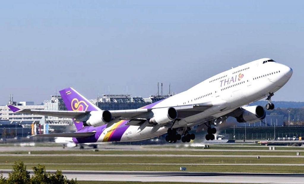 Thai Airways. (Photo: Twitter/@ThaiAirways)
