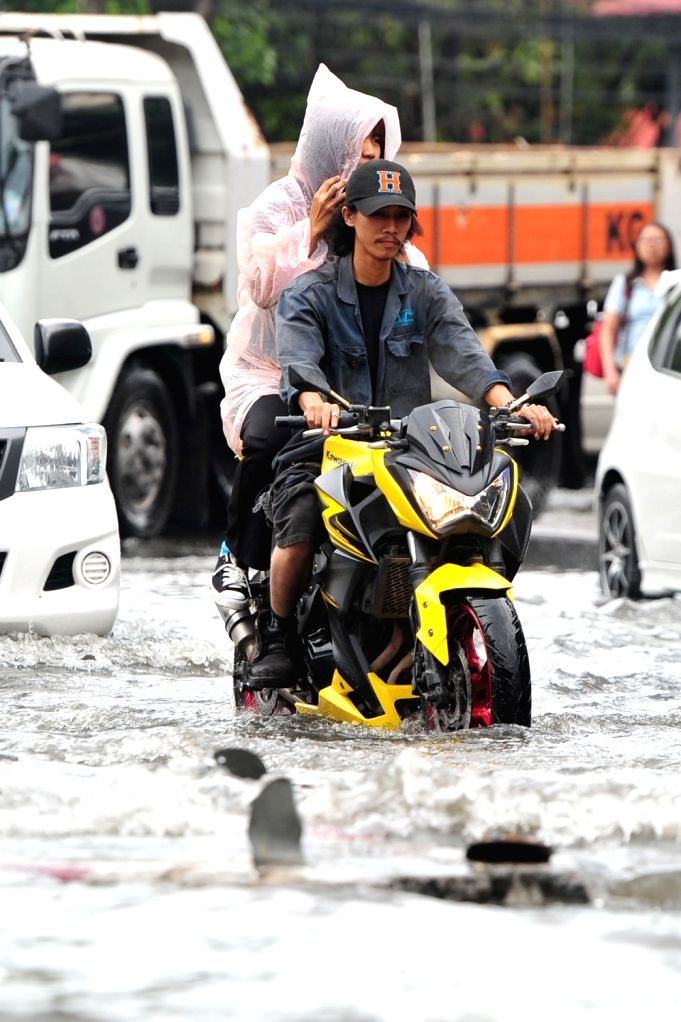 Thailand warns of flash floods from Etau tropical depression