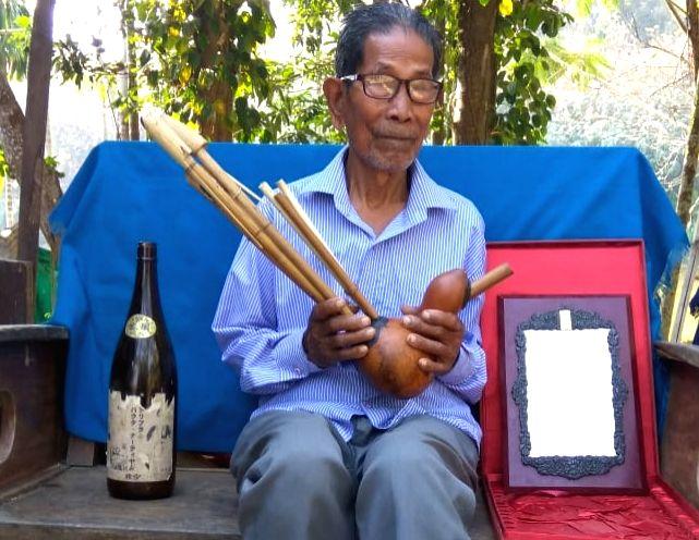 Thanga Darlong. (File Photo: IANS)