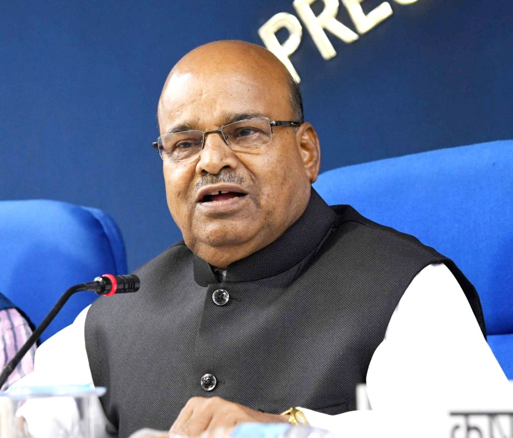 Thawar Chand Gehlot. (Photo: IANS)