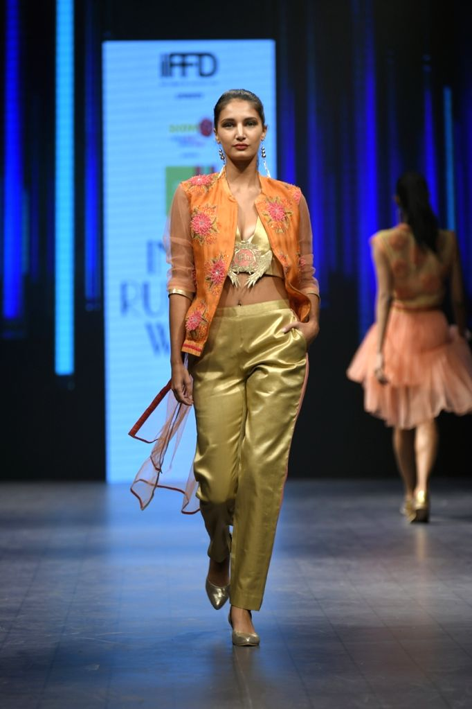 The 12th edition of IFFD's India Runway Week saw a blend of Indian and western design on the ramp with focus on the handloom, sustainability, and social cause.