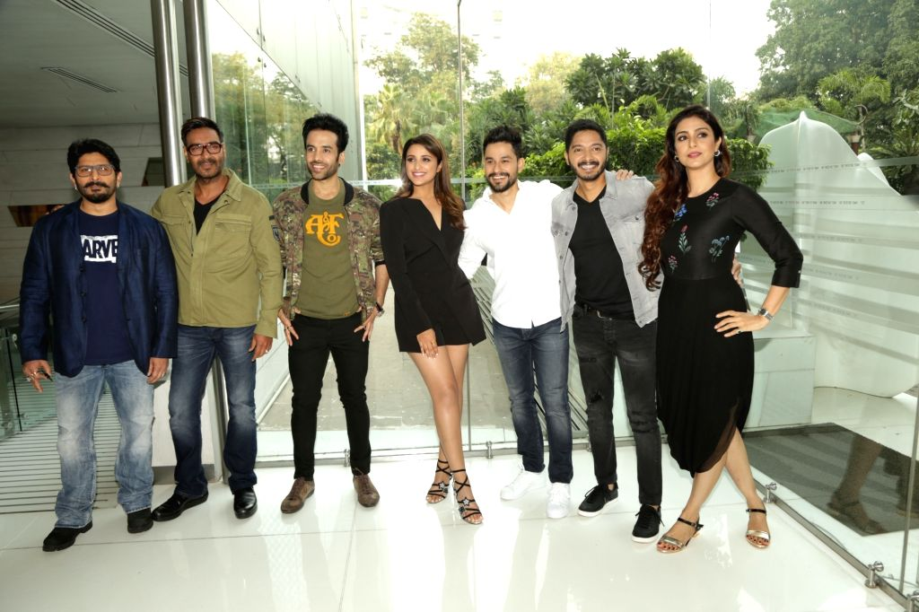 """The 2017 comedy caper """"Golmaal Again"""" will be the first Bollywood film to get a re-release in New Zealand, as the country opens up to normalcy after controlling the spread of the deadly COVID-19 virus. (File Photo: IANS)"""