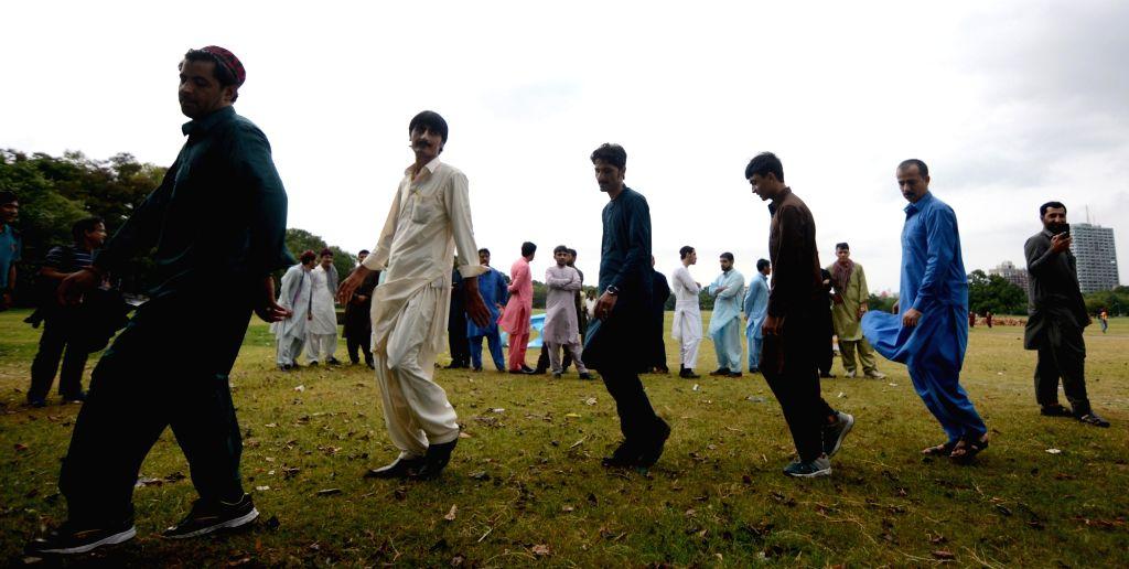 The Afghan community in Kolkata celebrates Eid-ul-Fitr, on June 5, 2019.