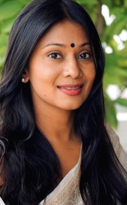 The author, Nithya Swamy The co-author, Nandini Sen Mehra